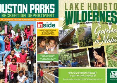 Houston Parks Activity Guide